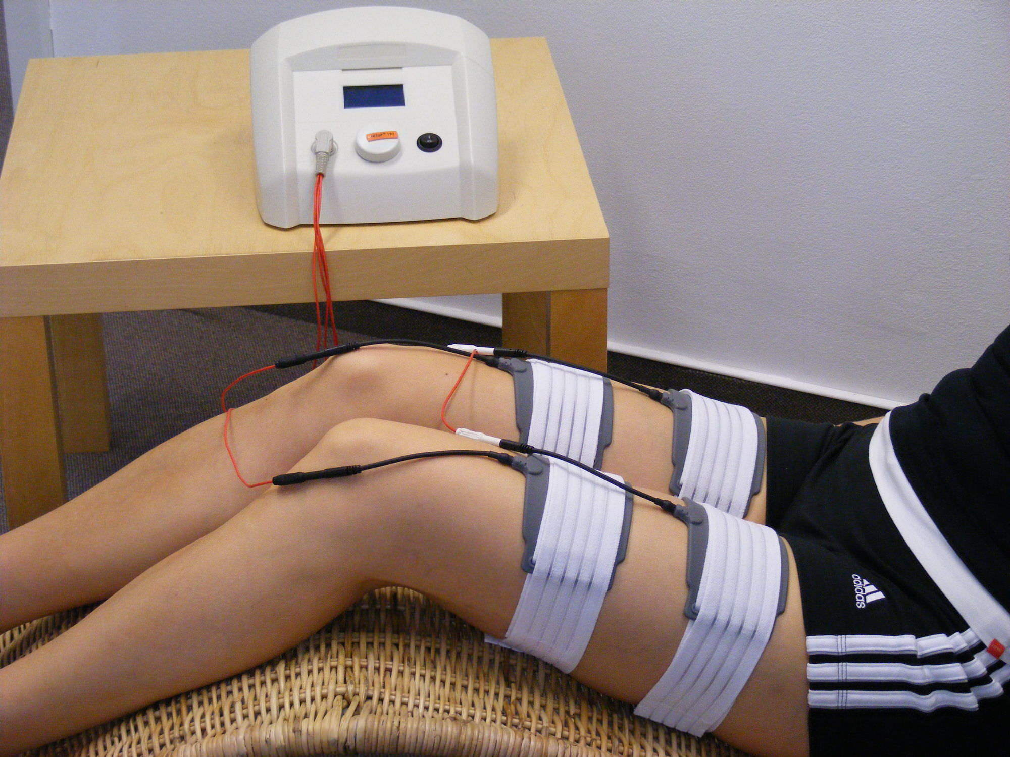 Electronic Muscle Stimulation Palermo Physical Therapy